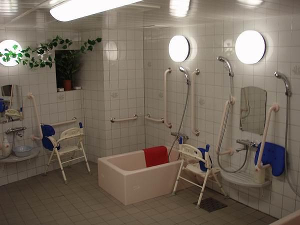 這是他們的浴室