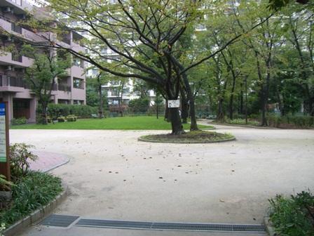 和樂苑外面地公園