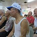 中興爺爺們開心的參與活動