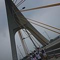 林邊人帶我騎腳踏車去挑戰大鵬灣跨海大橋