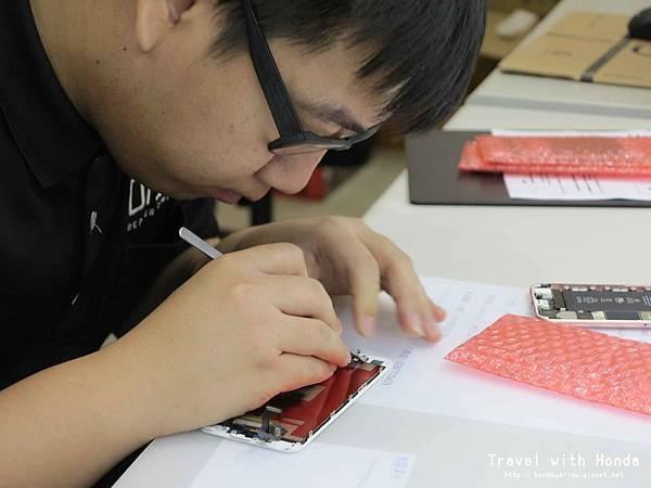 專業維修師傅-iPad維修
