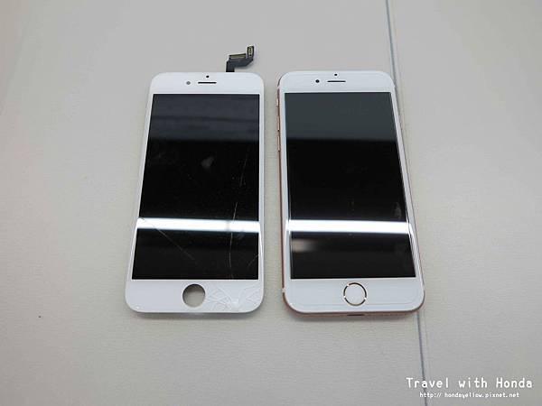 蘋果螢幕維修-iPhone手機維修推薦