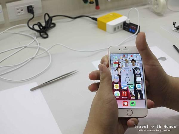 Dr.A細心的服務-iPhone手機維修推薦