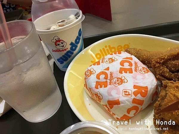 jollibee菲律賓必吃國民速食餐廳餐點