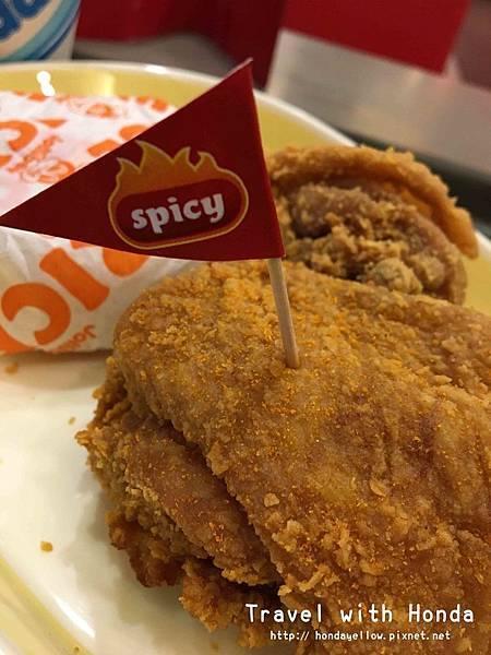 jollibee菲律賓必吃國民速食餐廳餐點炸雞