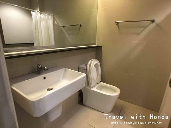 菲律賓宿霧ev語言學校宿舍環境衛浴