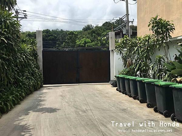 菲律賓宿霧ev語言學校建築外觀
