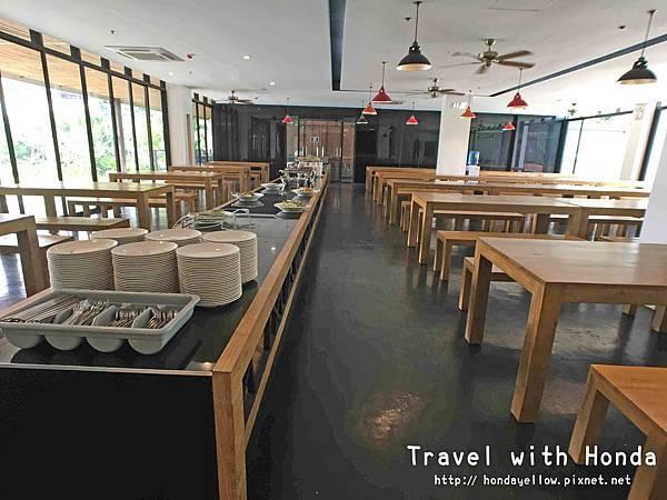 菲律賓宿霧ev語言學校餐點餐廳