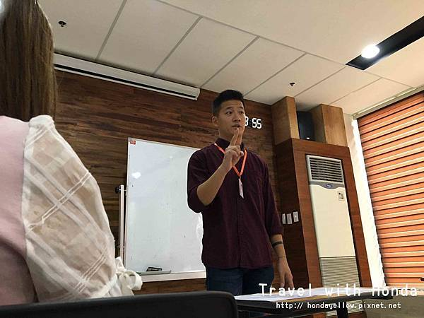 菲律賓宿霧ev語言學校入學考試