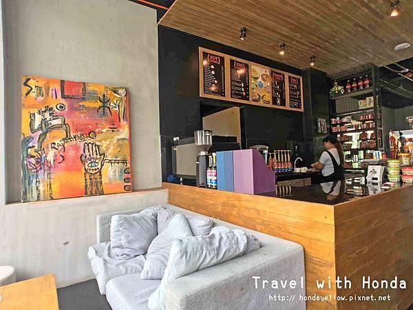 菲律賓宿霧ev語言學校環境販賣部cafe