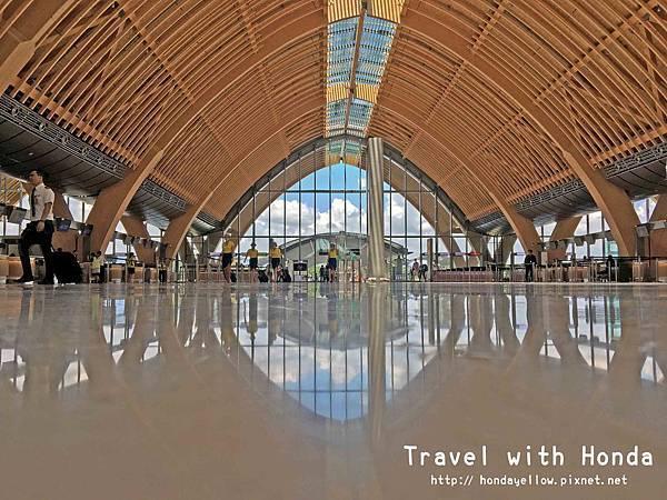 菲律賓宿霧麥克坦宿霧國際機場外觀