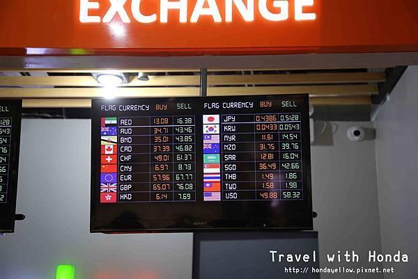 菲律賓麥克坦宿霧機場換錢