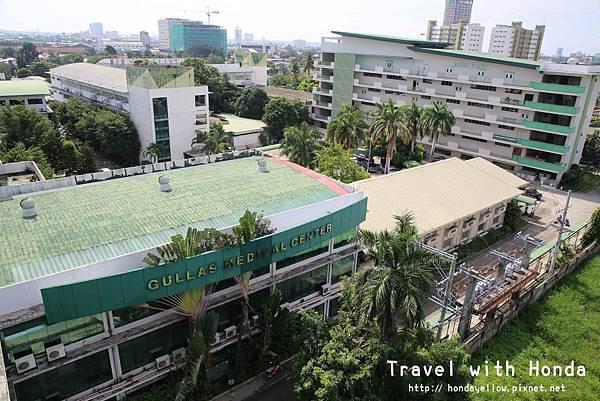 菲律賓宿霧UV語言學校學校外觀環境