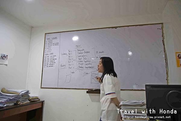 菲律賓宿霧UV語言學校團體課上課體驗