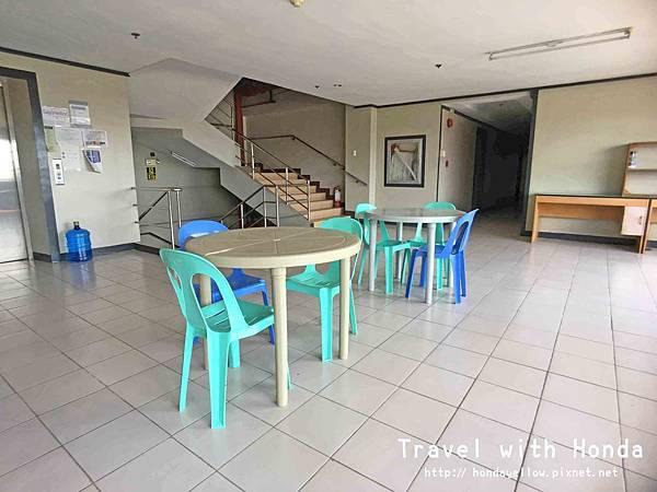 菲律賓宿霧UV語言學校學生宿舍環境