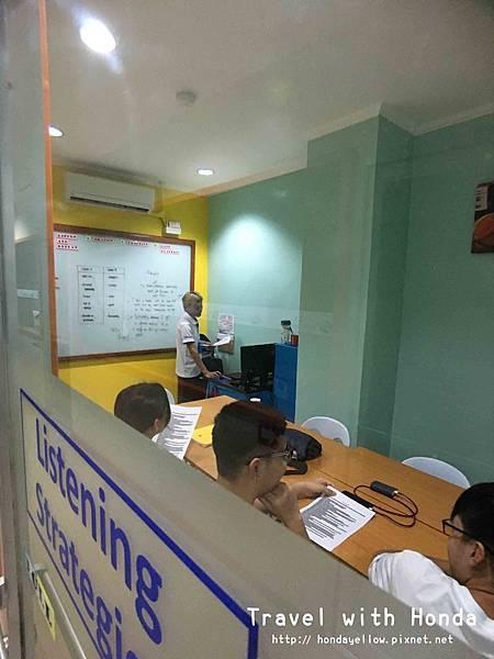 菲律賓宿霧ZAENGLISH語言學校學校環境