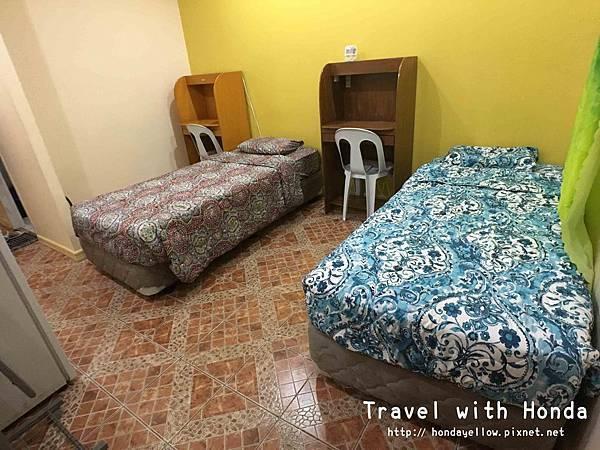 菲律賓宿霧ZAENGLISH語言學校學校宿舍環境