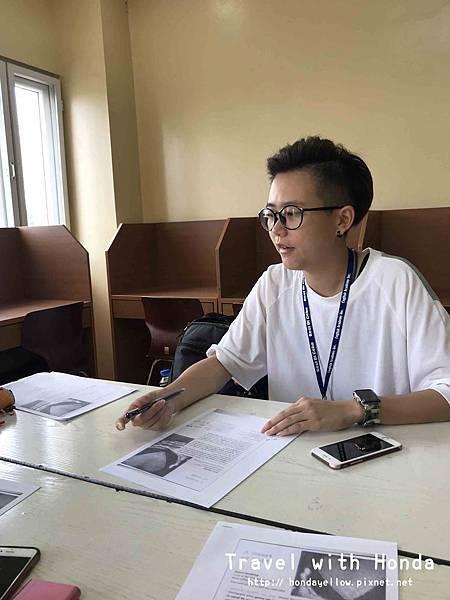 菲律賓宿霧BOC語言學校上課體驗