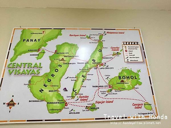 菲律賓宿霧BOC語言學校校園環境
