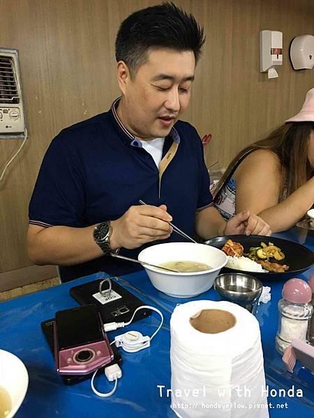 菲律賓宿霧BOC語言學校餐廳環境