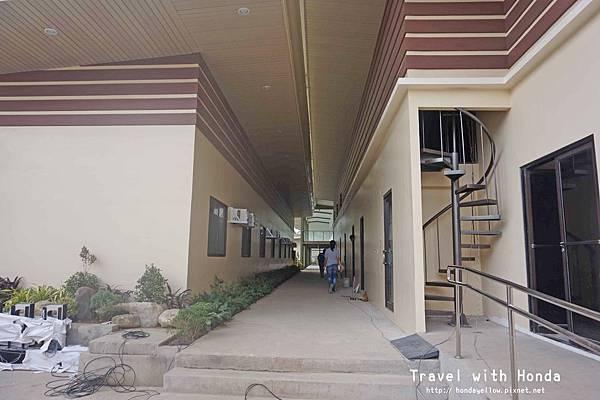 菲律賓宿霧I.Breeze語言學校學校外觀環境