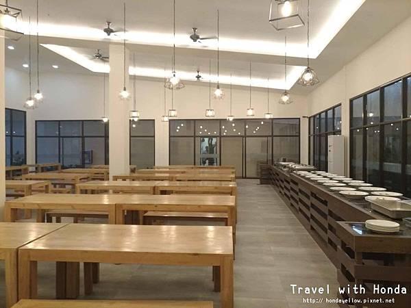 菲律賓宿霧I.Breeze語言學校學校外觀環境餐廳