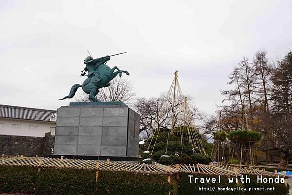 日本100名城-10山形城