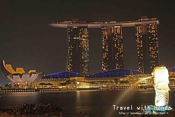 新加坡夜景推薦金莎酒店