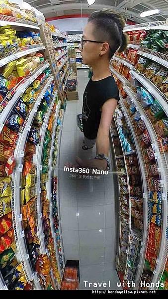 Insta360Nano-拍出的照片