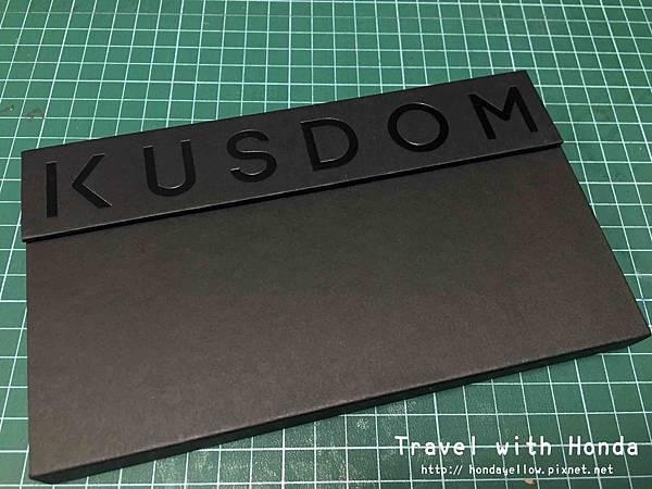 KUSDOM客製化手機殼、行動電源開箱