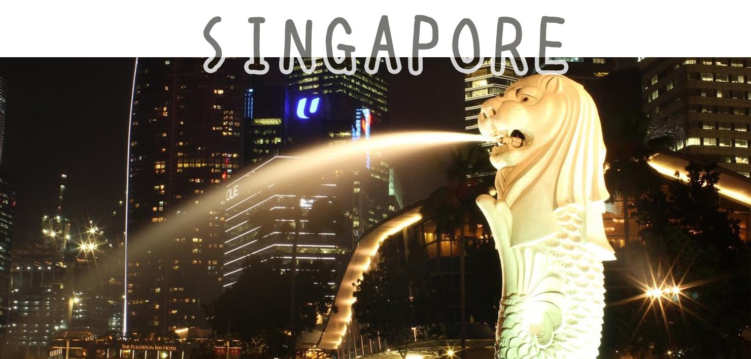 新加坡SINGAPORE自助旅行懶人包