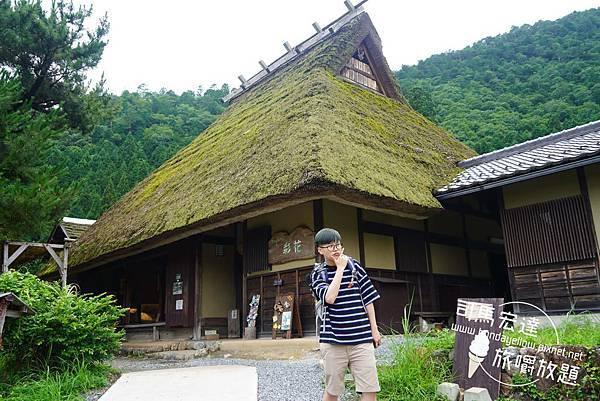 京都-美山町-日本三大茅草屋