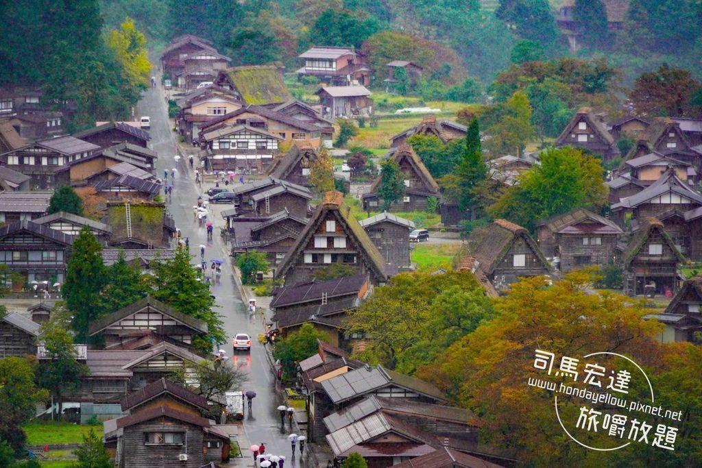 合掌村秋天也很美-展望台-三小屋-神田家-必去-高山出發一日來回-1.jpg