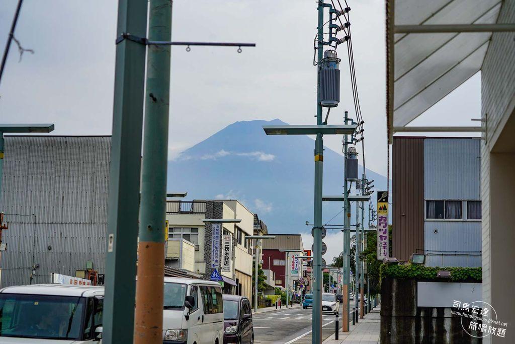 富士山-攝影點