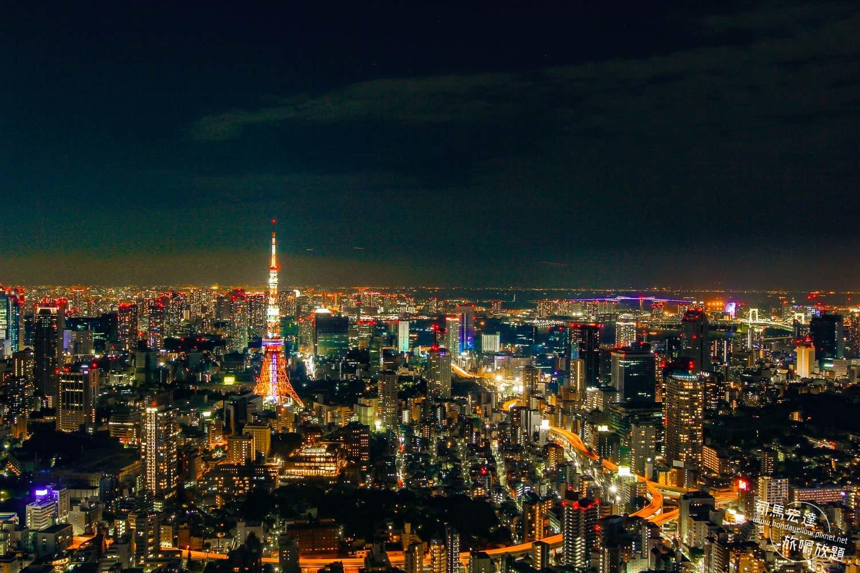 東京夜景推薦-六本木新城展望台(六本木ヒルズ森タワー、Roppongi Hills