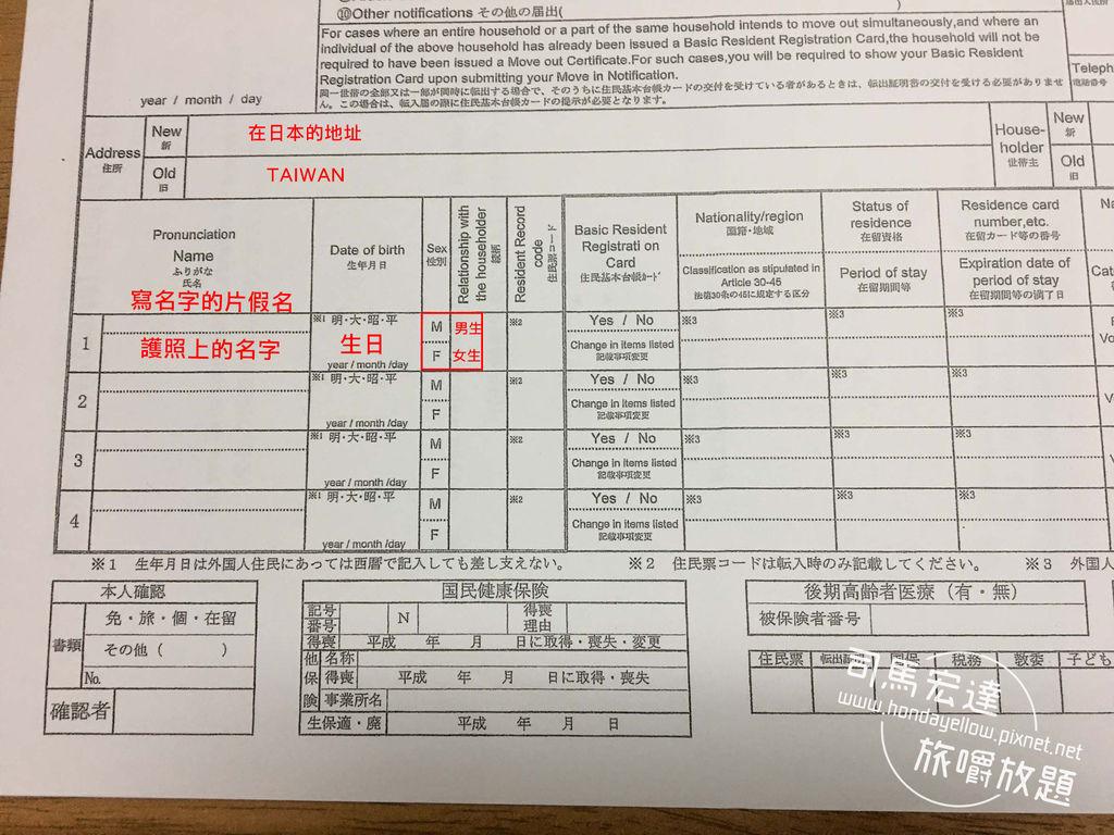 日本打工度假-市役所辦理在留卡登錄居住地址-16.jpg