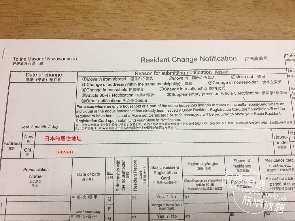 日本打工度假-市役所辦理在留卡登錄居住地址-17.jpg