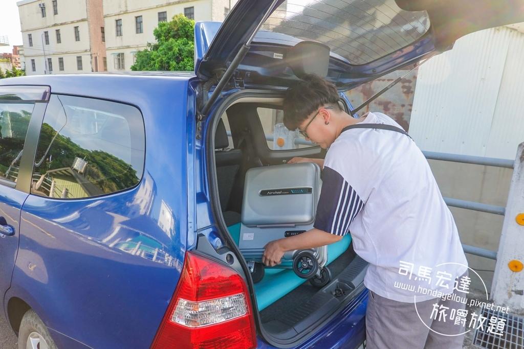 Airwheel-SE3-mini 騎行拖拉二用智能行李箱電動車.行李箱二合一-6.jpg