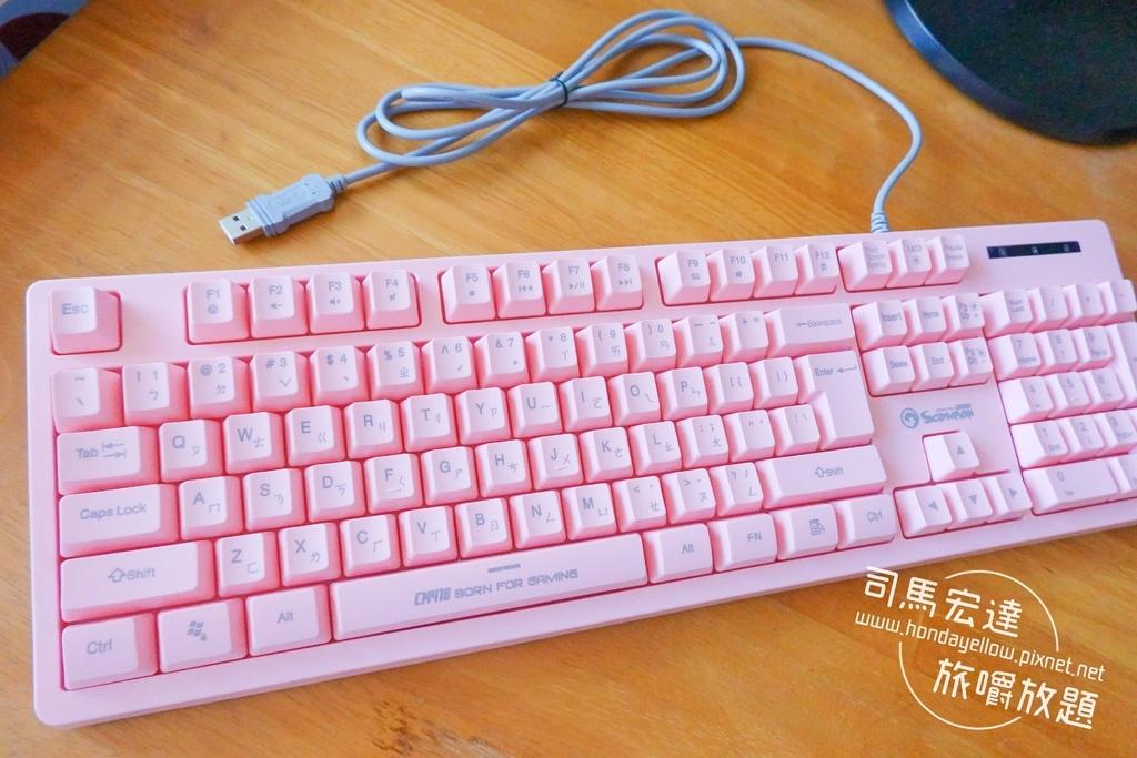 Marvo魔蠍電競-四合一粉紅電競套包-粉紅鍵盤滑鼠耳機滑鼠墊-16.jpg