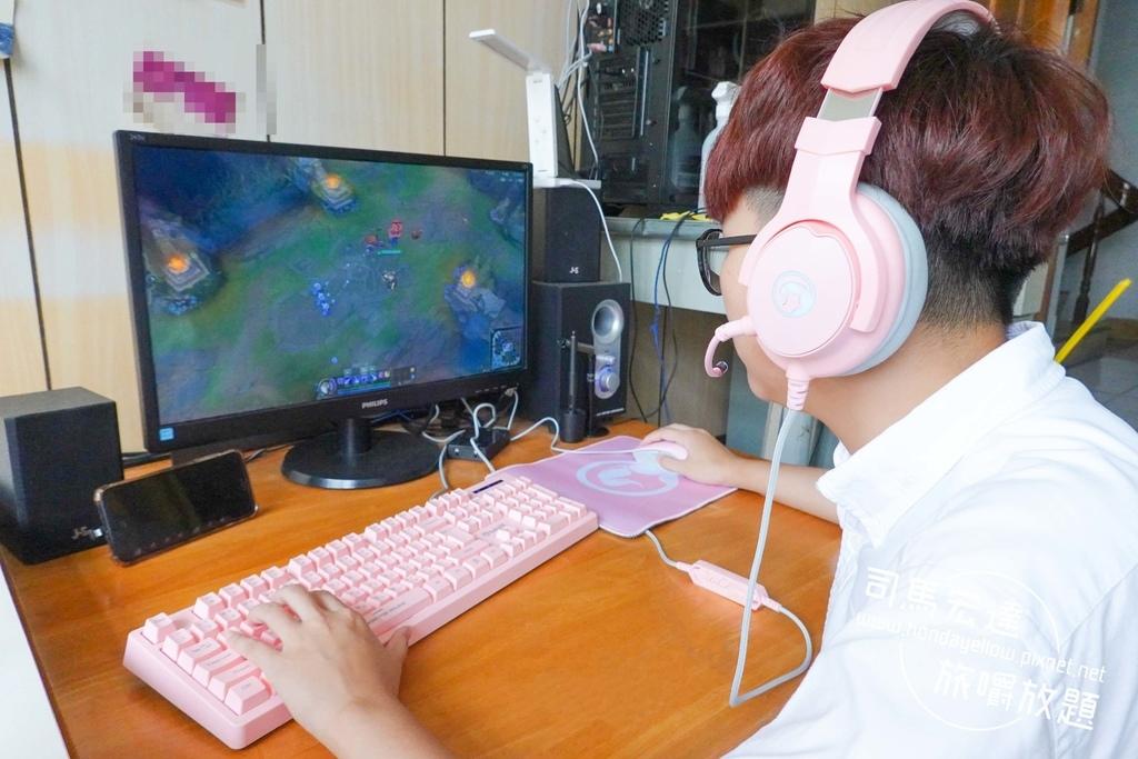 Marvo魔蠍電競-四合一粉紅電競套包-粉紅鍵盤滑鼠耳機滑鼠墊-43.jpg