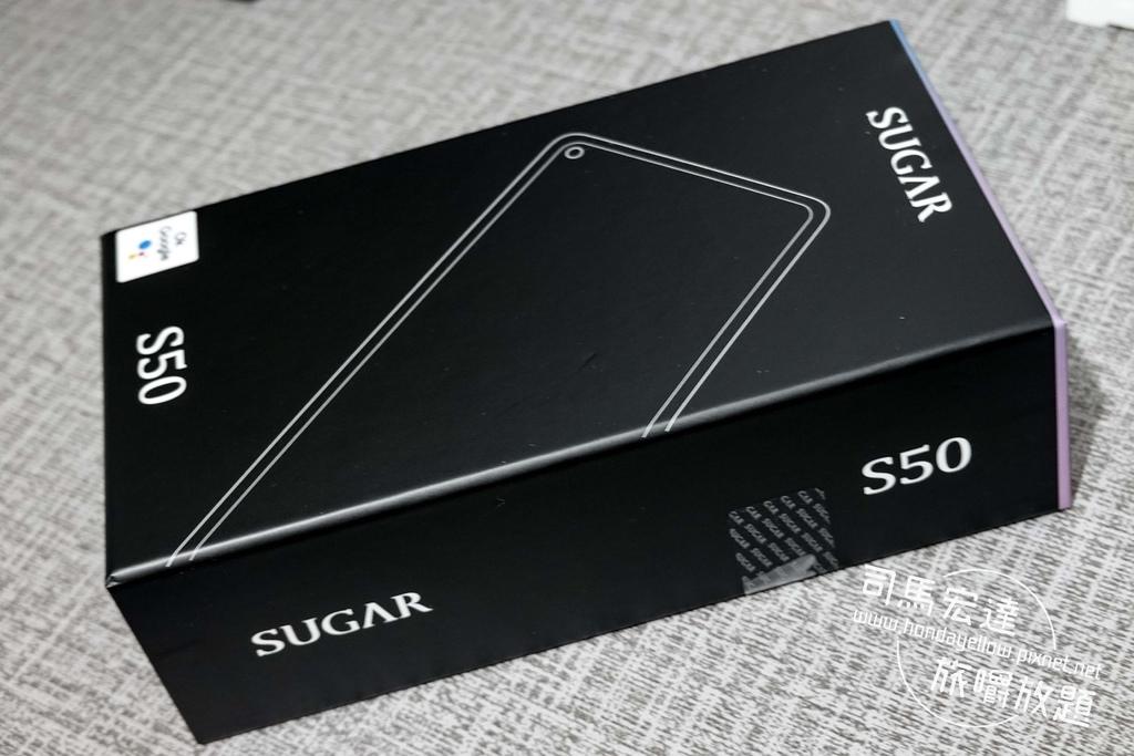 sugar糖果手機-s50-開箱-中階大螢幕手機-四鏡頭-1