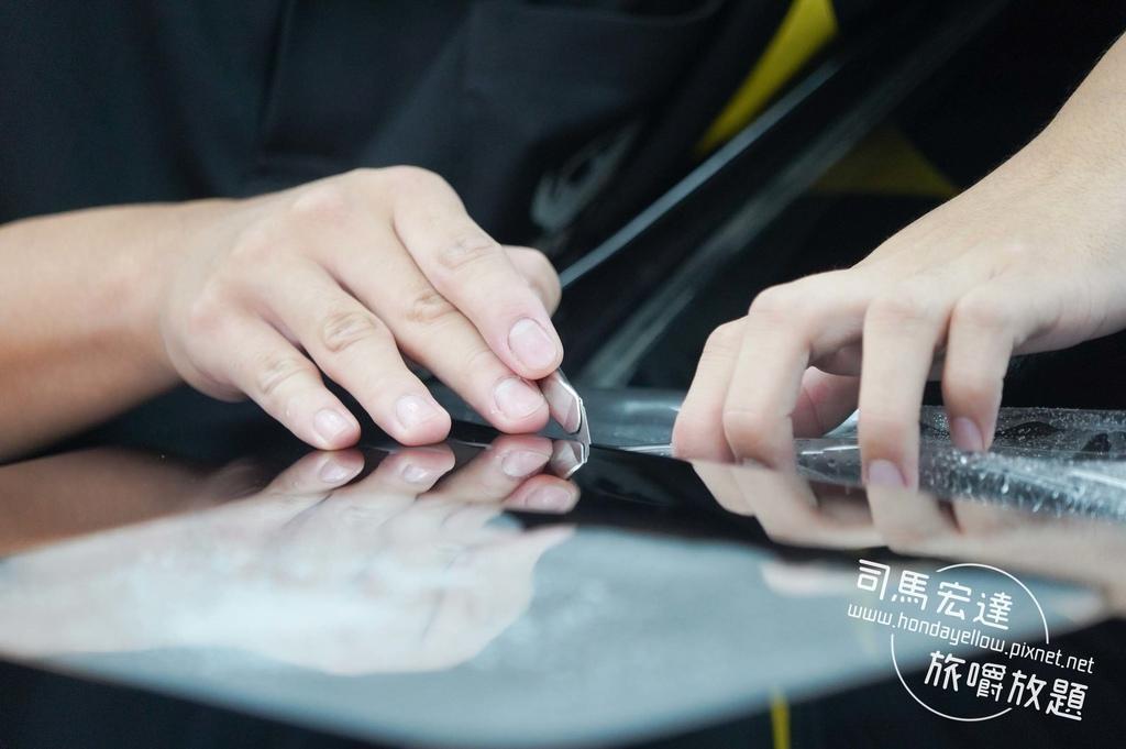 台中汽車包膜推薦-飛炫車體工藝-頂級透明犀牛皮-5.jpg