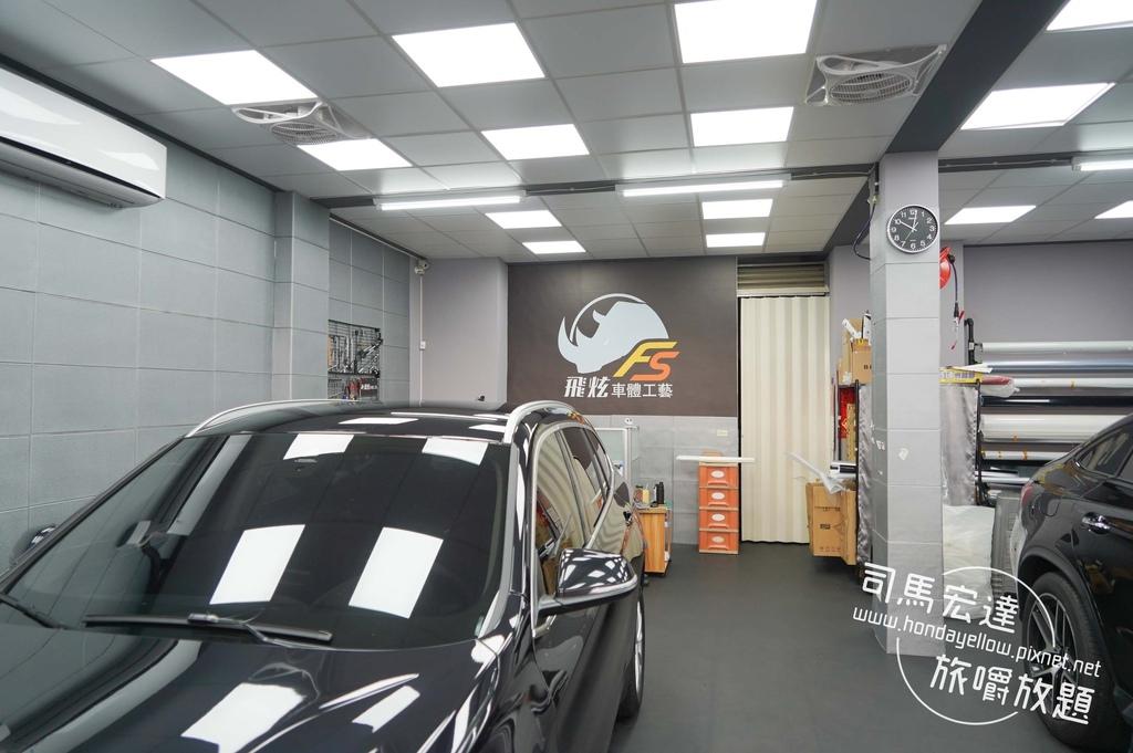 台中汽車包膜推薦-飛炫車體工藝-頂級透明犀牛皮-11.jpg