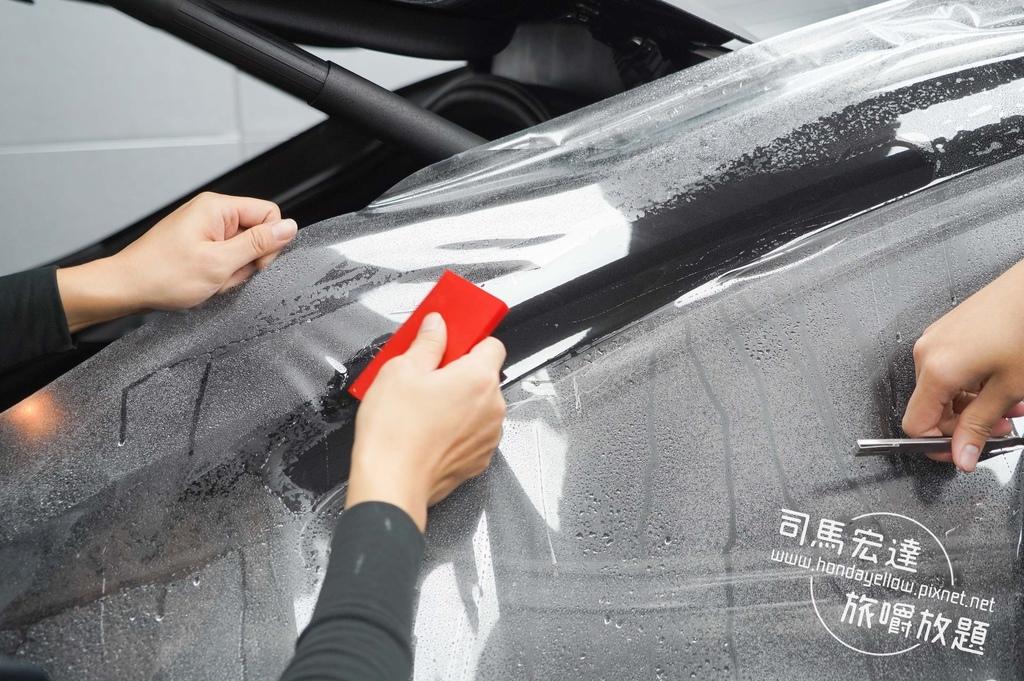 台中汽車包膜推薦-飛炫車體工藝-頂級透明犀牛皮-31.jpg