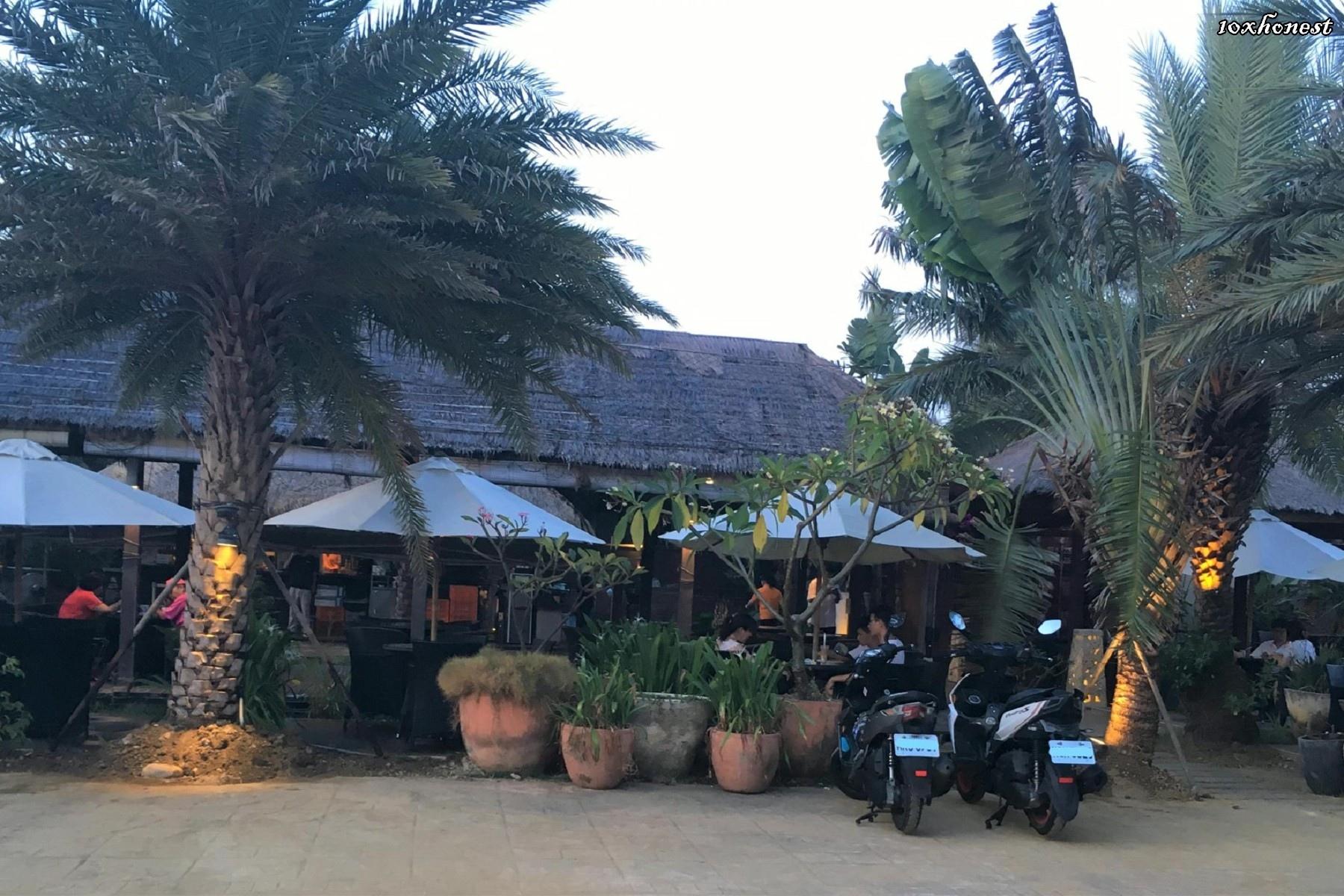 莫內咖啡庭園