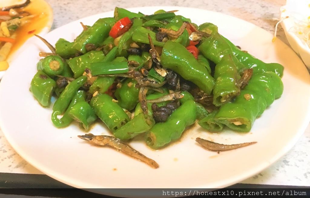 糯米椒魚乾