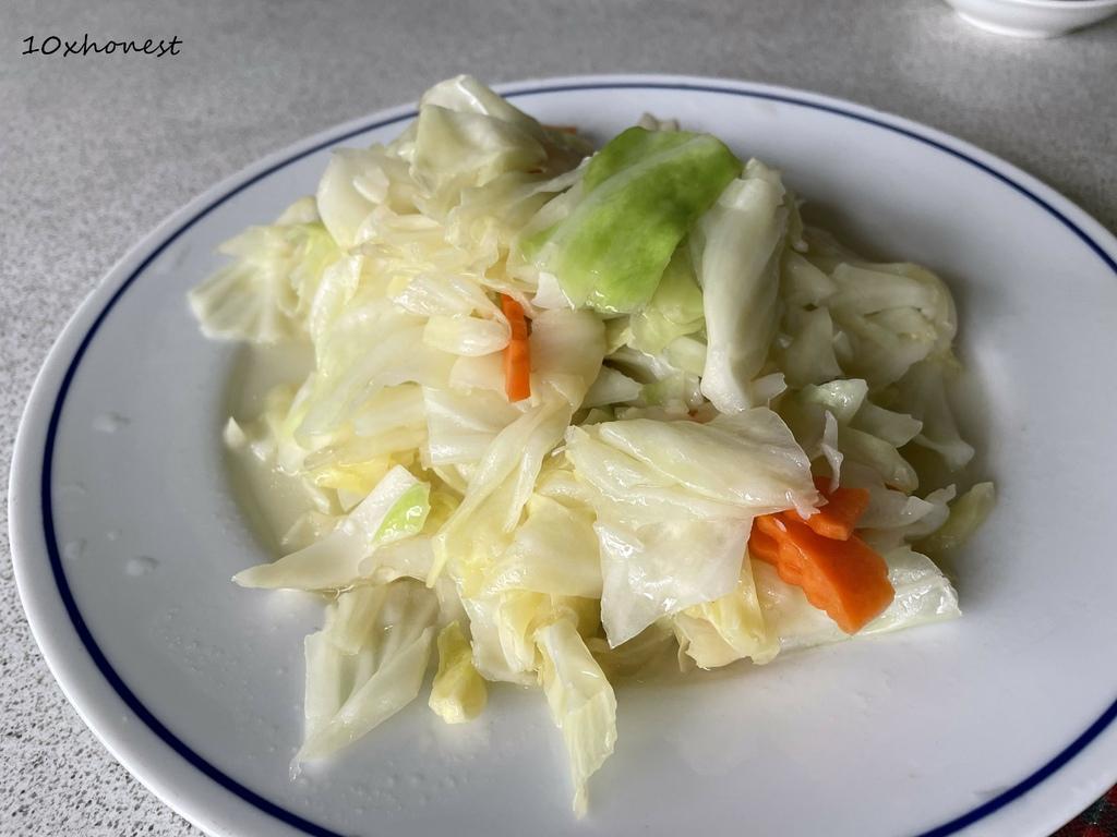 白石庭園合菜_高麗菜