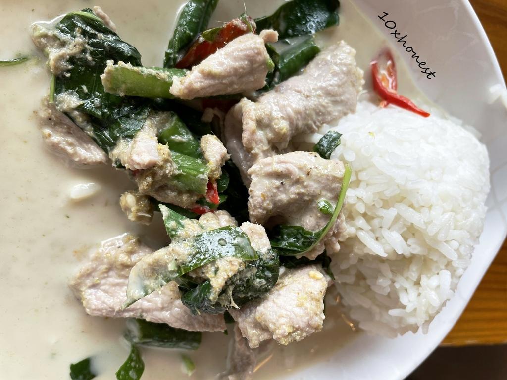 桃園後站莎娃迪泰式料理 泰國人開的網美泰式料理餐廳,自然陽光灑落超享受!