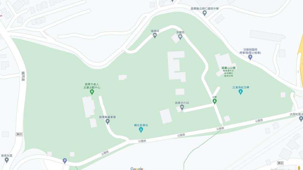 貓貍山公園/苗栗隧道/功維敘隧道_停車場.jpg