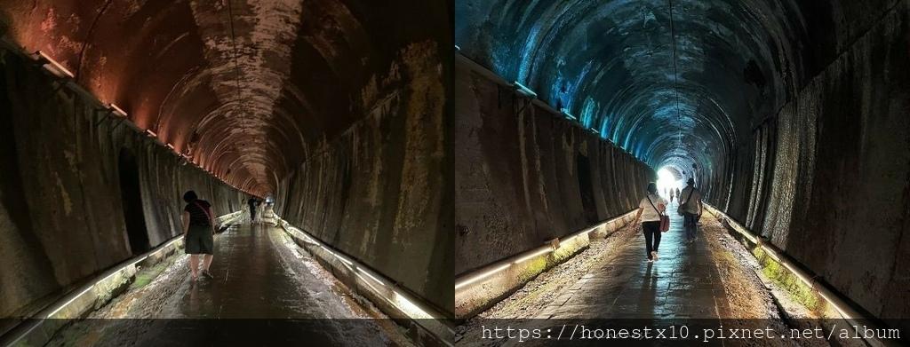 苗栗夏日必去免門票景點:功維敘隧道|日頭赤炎炎也不甘我的事,七彩隧道好看又好涼!還有綠色隧道等你來踏青!